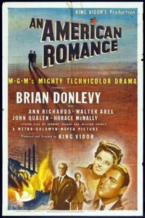 Um Romance Americano - Poster / Capa / Cartaz - Oficial 2
