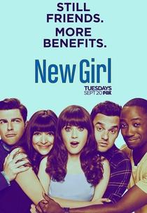 New Girl (6ª Temporada) - Poster / Capa / Cartaz - Oficial 1