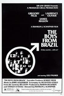 Os Meninos do Brasil - Poster / Capa / Cartaz - Oficial 12