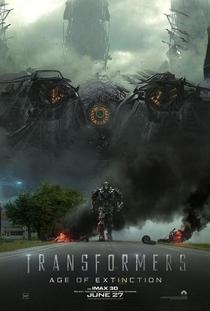Transformers: A Era da Extinção - Poster / Capa / Cartaz - Oficial 6