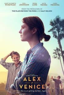 Alex of Venice - Poster / Capa / Cartaz - Oficial 2