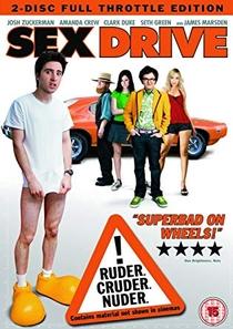 Sex Drive - Rumo ao Sexo - Poster / Capa / Cartaz - Oficial 6