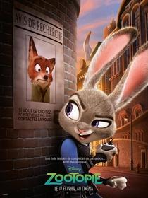 Zootopia: Essa Cidade é o Bicho - Poster / Capa / Cartaz - Oficial 15