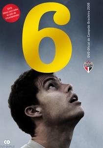Hexa: DVD Oficial do Campeão Brasileiro 2008 - Poster / Capa / Cartaz - Oficial 1