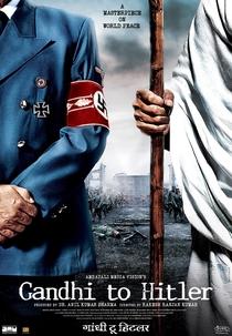Gandhi To Hitler - Poster / Capa / Cartaz - Oficial 1