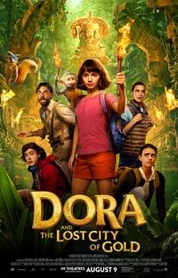 Dora e a Cidade Perdida - Poster / Capa / Cartaz - Oficial 3