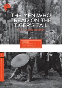 Os Homens Que Pisaram na Cauda do tigre - Poster / Capa / Cartaz - Oficial 1
