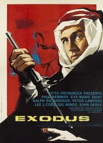 Exodus - Poster / Capa / Cartaz - Oficial 4