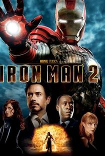 Homem de Ferro 2 - Poster / Capa / Cartaz - Oficial 15