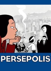 Persépolis - Poster / Capa / Cartaz - Oficial 9
