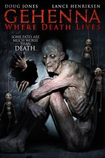 Gehenna: Onde a Morte Vive - Poster / Capa / Cartaz - Oficial 2