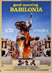 Bom dia, Babilônia - Poster / Capa / Cartaz - Oficial 1