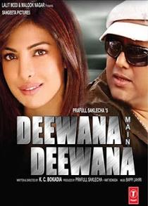 Deewana Main Deewana - Poster / Capa / Cartaz - Oficial 1