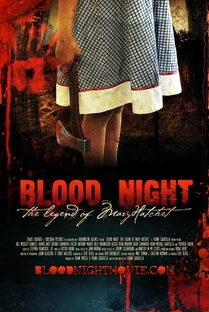Noite Sangrenta: A Lenda de Mary Hatchet - Poster / Capa / Cartaz - Oficial 1