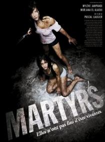 Mártires - Poster / Capa / Cartaz - Oficial 10