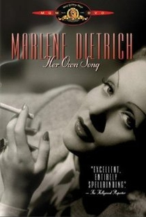 Marlene Dietrich: Her Own Song - Poster / Capa / Cartaz - Oficial 1
