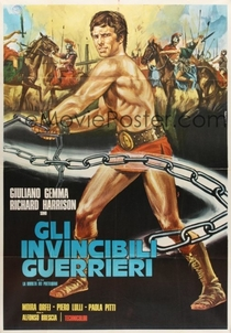 La Rivolta dei Pretoriani - Poster / Capa / Cartaz - Oficial 3