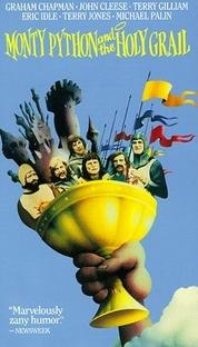 Monty Python em Busca do Cálice Sagrado - Poster / Capa / Cartaz - Oficial 7