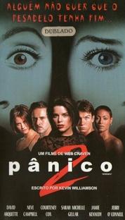 Pânico 2 - Poster / Capa / Cartaz - Oficial 2