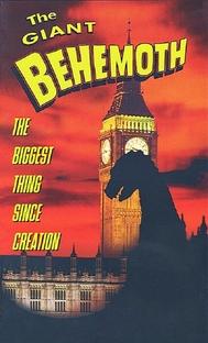 Behemoth A Besta do Mar - Poster / Capa / Cartaz - Oficial 3