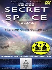 Espaço Secreto III - A Conspiração dos Agróglifos - Poster / Capa / Cartaz - Oficial 2