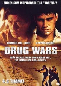 A Guerra das Drogas - Poster / Capa / Cartaz - Oficial 3