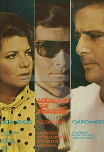 Máscara da Traição - Poster / Capa / Cartaz - Oficial 1