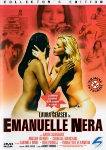 Emmanuelle in Africa - Poster / Capa / Cartaz - Oficial 2