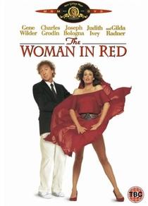 A Dama de Vermelho - Poster / Capa / Cartaz - Oficial 4