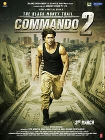 Commando 2 - Poster / Capa / Cartaz - Oficial 3