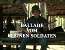 Balada de um Pequeno Soldado  (Ballade vom kleinen Soldaten)