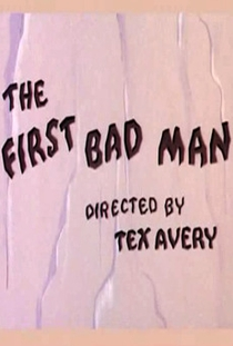 The First Bad Man - Poster / Capa / Cartaz - Oficial 1