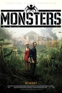 Monstros - Poster / Capa / Cartaz - Oficial 3