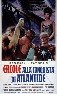 Hércules na Conquista de Atlântida - Poster / Capa / Cartaz - Oficial 5