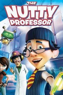 O Professor Aloprado - Poster / Capa / Cartaz - Oficial 3