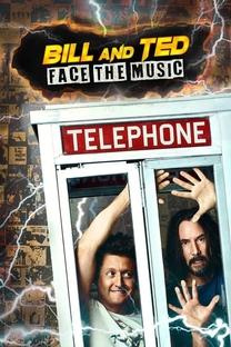 Bill & Ted - Encare a Música - Poster / Capa / Cartaz - Oficial 1