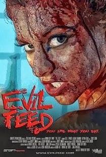 Evil Feed - Poster / Capa / Cartaz - Oficial 6