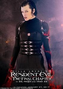 Resident Evil 6 - O Capítulo Final - Poster / Capa / Cartaz - Oficial 14