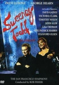 Sweeney Todd in Concert - Poster / Capa / Cartaz - Oficial 1