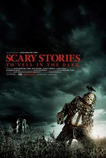 Histórias Assustadoras Para Contar no Escuro - Poster / Capa / Cartaz - Oficial 1