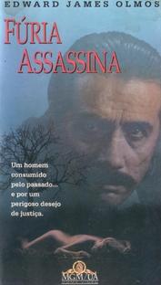 Fúria Assassina - Poster / Capa / Cartaz - Oficial 1