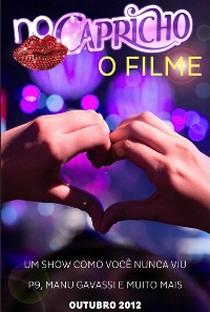 NoCapricho - O Filme - Poster / Capa / Cartaz - Oficial 3