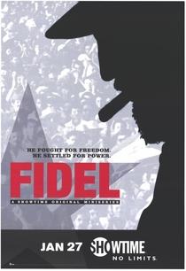 Fidel - Poster / Capa / Cartaz - Oficial 3