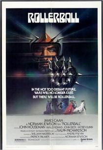 Rollerball - Os Gladiadores do Futuro - Poster / Capa / Cartaz - Oficial 3