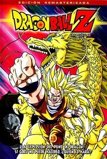 Dragon Ball Z 13: O Ataque do Dragão - Poster / Capa / Cartaz - Oficial 1