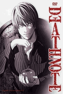 Death Note (1ª Temporada) - Poster / Capa / Cartaz - Oficial 16