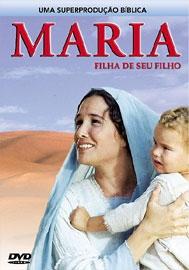 Maria Filha De Seu Filho - Poster / Capa / Cartaz - Oficial 1