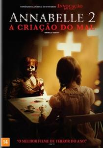 Annabelle 2: A Criação do Mal - Poster / Capa / Cartaz - Oficial 10