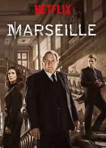 Marseille (1ª Temporada) - Poster / Capa / Cartaz - Oficial 1