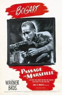 Passagem para Marselha - Poster / Capa / Cartaz - Oficial 2